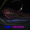 The Abused Black Head Black Weed Guard Black and Blue Live Rubber Black Purple Scale Silicone Hand Tied